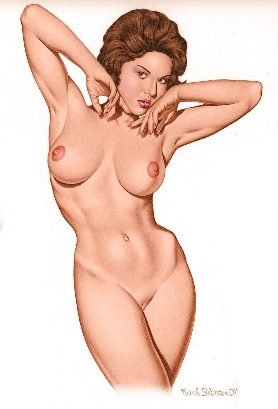 Рисунки простым карандашом голые женщины 18 фотография