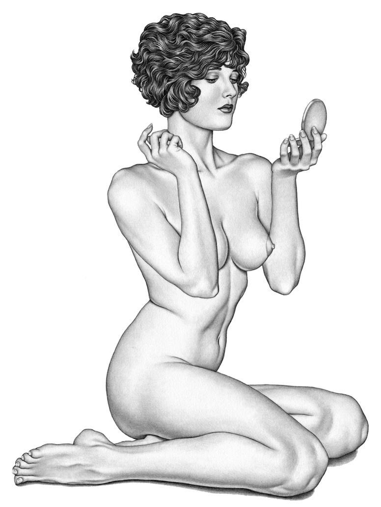 ZiegfeldGirl02 by MarkBlanton