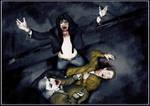 Vampire Attack by Fran-Hdez