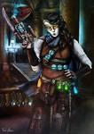 Nosgoth Fanart - The Alchemist