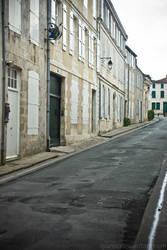 Village Street by iPanic