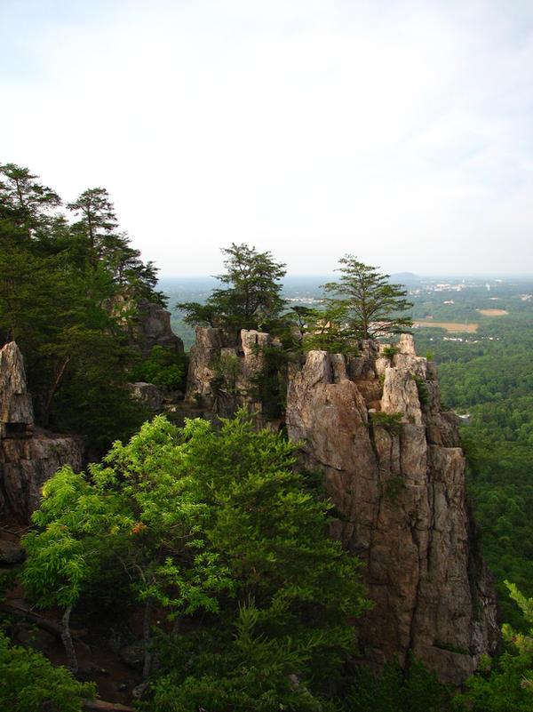 Crowder's Mountain
