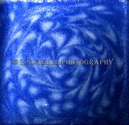 Blue Swirl by RNSteele-Photography