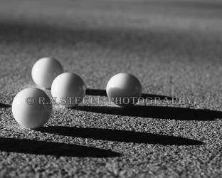 Spheres  Shadows (2) by RNSteele-Photography