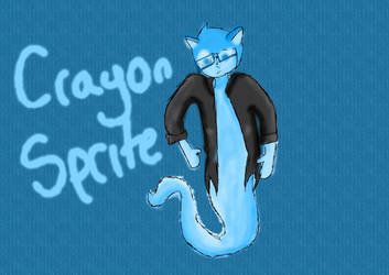 Craysprite- O.C. chracter by ThyMainAnnoyance