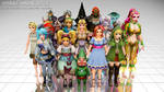 The Big Hyrule Warriors Pack -FINALIZED-