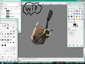 WIP Horse