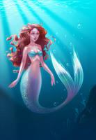 mermaid by Kisarra