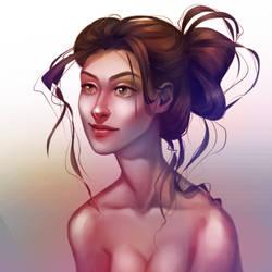 Lady by Kisarra