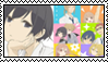 Tanaka-kun Stamp by Riveree