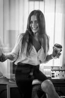 Office girl by BIOCITY2