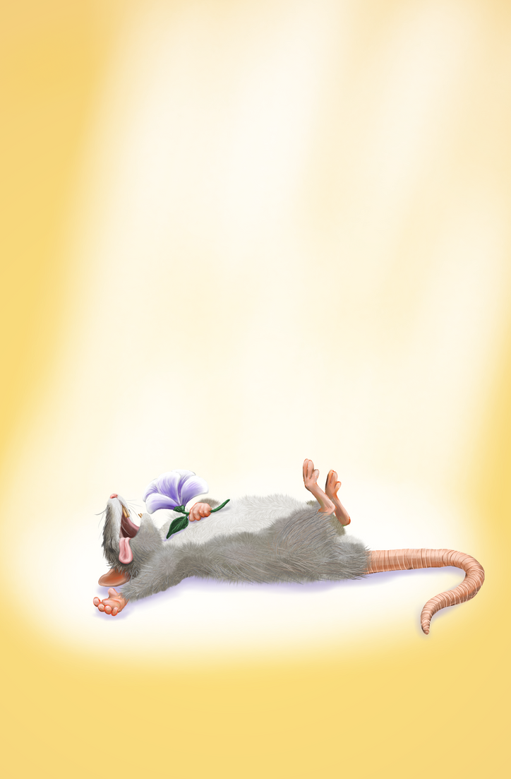 Dead Rat: For Sue! by inkwolf