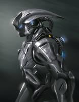 Metal Suit by Bolziniori