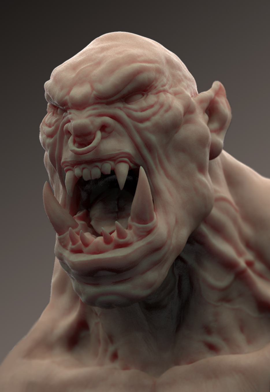 3d orcs softcore gallery