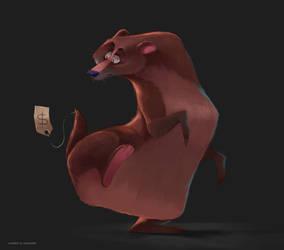 The Bear by a3bashir