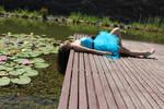 Blue Fairy of the lake