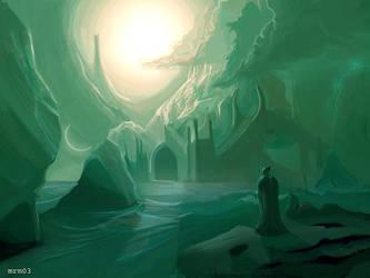 Midnight valley by thraxllisylia