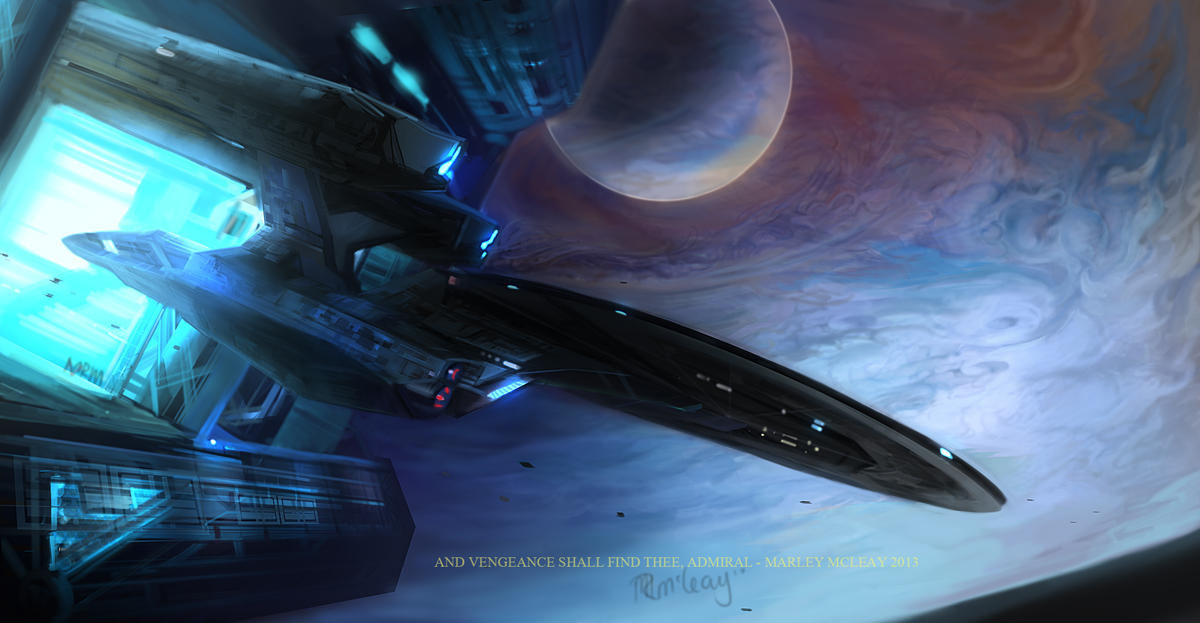 Uss Vengeance Wallpaper And Vengeance Shall Fi...