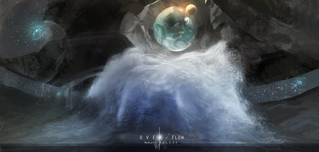 Over Flow by thraxllisylia