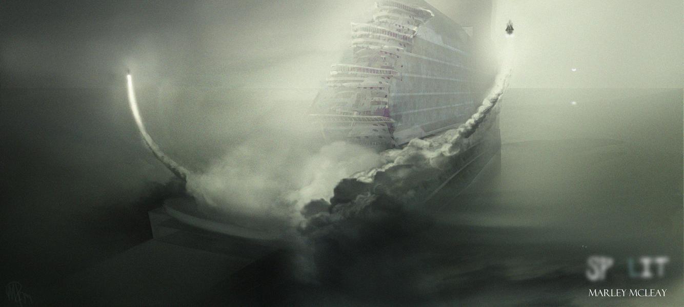 Split / Rekindle by thraxllisylia