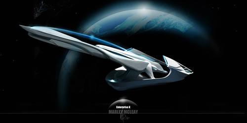 Enterprise K render