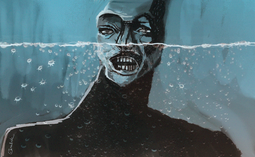 Underwater Treblinka by DanielDrabek