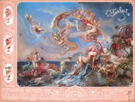 {ft. pishacha} THE BIRTH OF VENUS