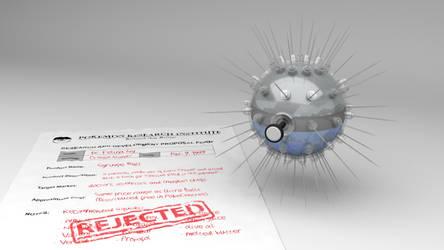 Rejected Pokeball #02: SYRINGE BALL