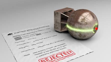 Rejected Pokeball #03: NUKE BALL