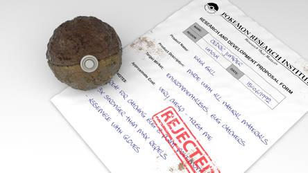 Rejected Pokeball #04: KAKA BALL