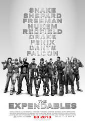The Expendables: Video Game Unit