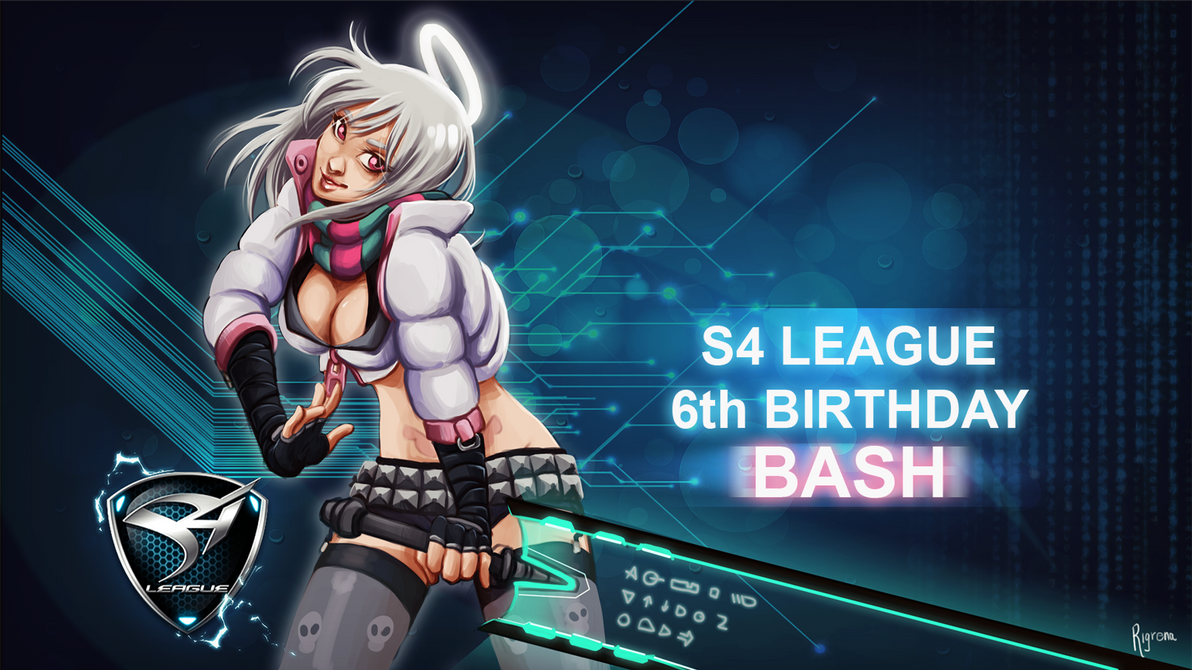 S4 League 6th anniversary contest entry by Rigrena