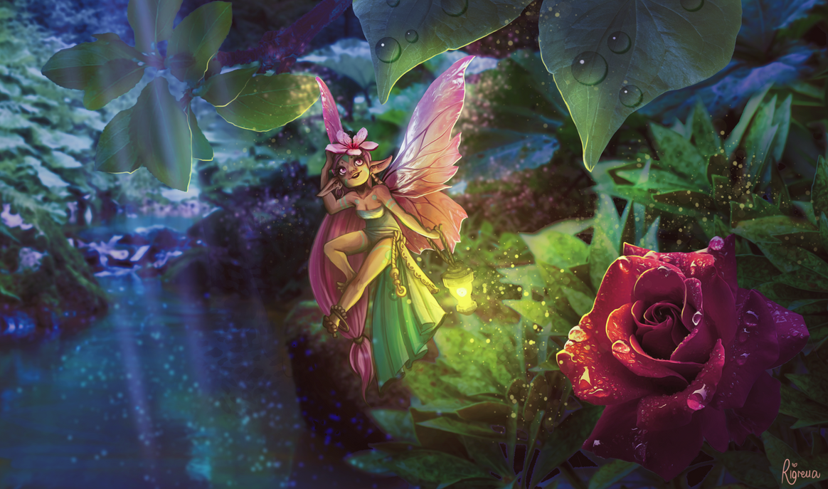 Fairy by Rigrena