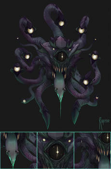 Scary beholder
