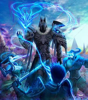 Black Knight level 100