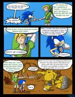 Sonic's Outsourced Fan Base by Toughset