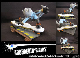 AT, Archaedin 'Riders'
