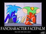 Fancharacter Facepalm