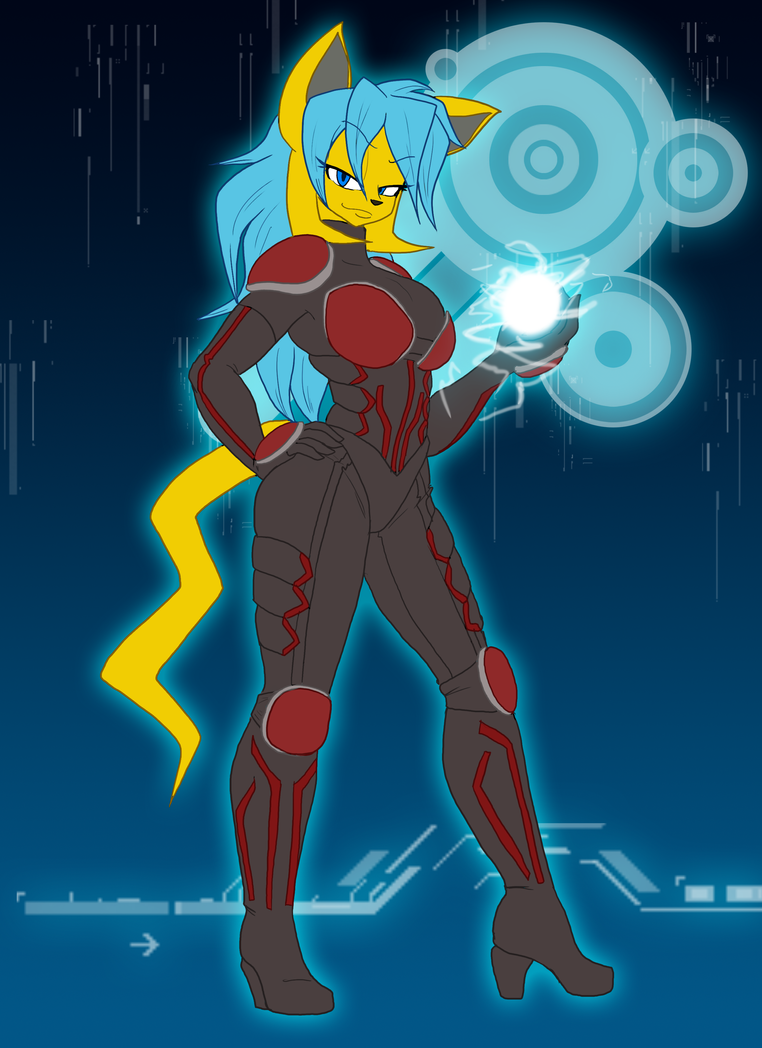 LS-CM, Cathode for Red Team! by Toughset