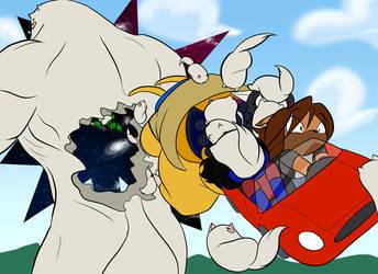Deiser's Blobdog Crash
