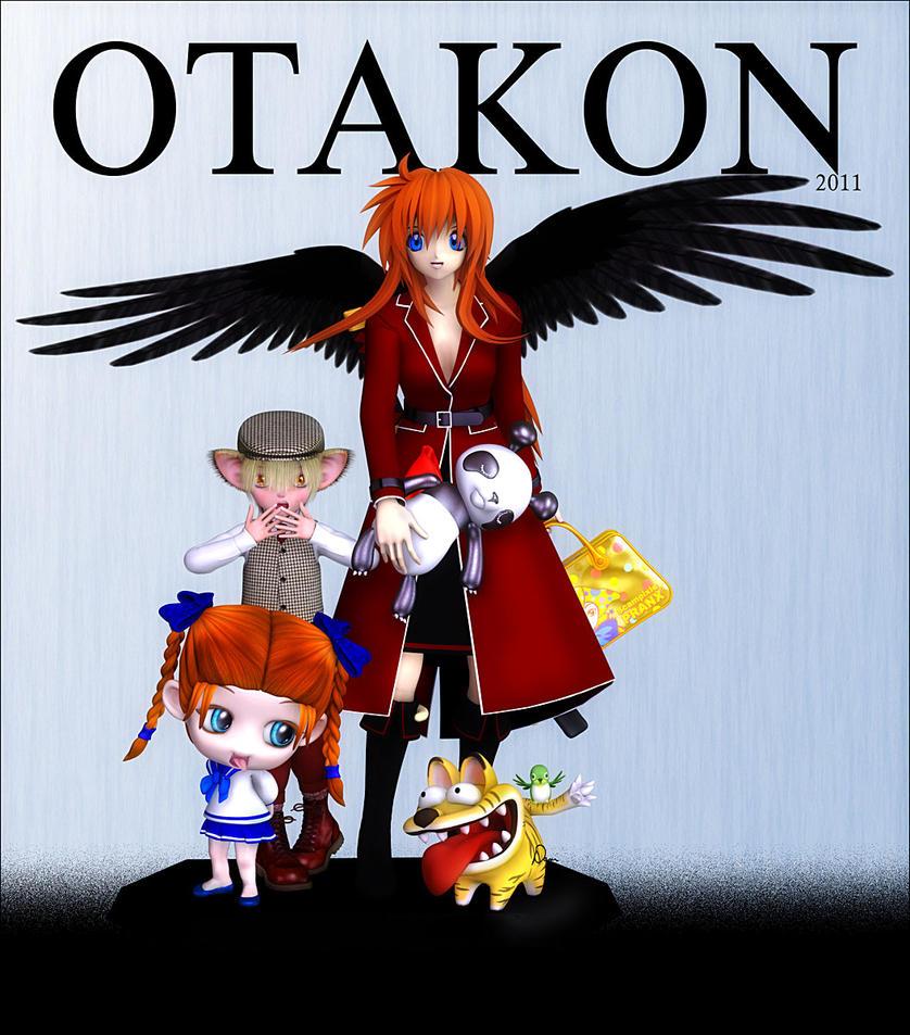 OTAKON 2011 by Dani3D