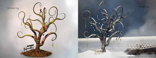 The Magic Tree - Seasons by Dani3D