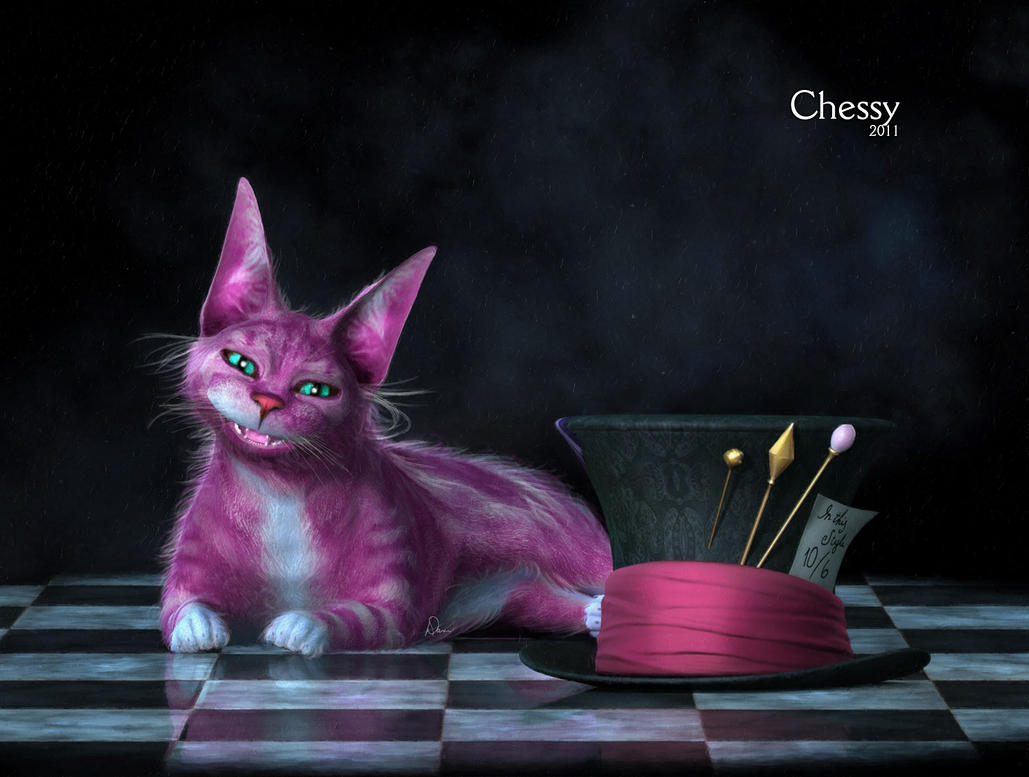 Chessy by Dani3D