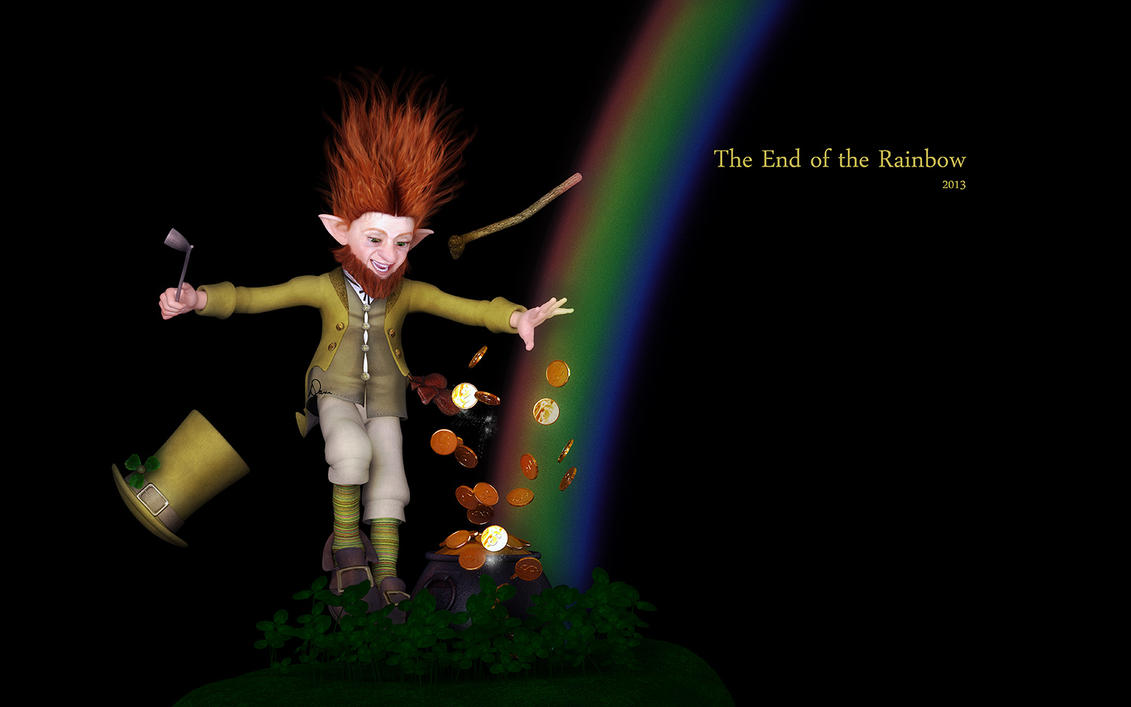 The End of the Rainbow by Dani3D