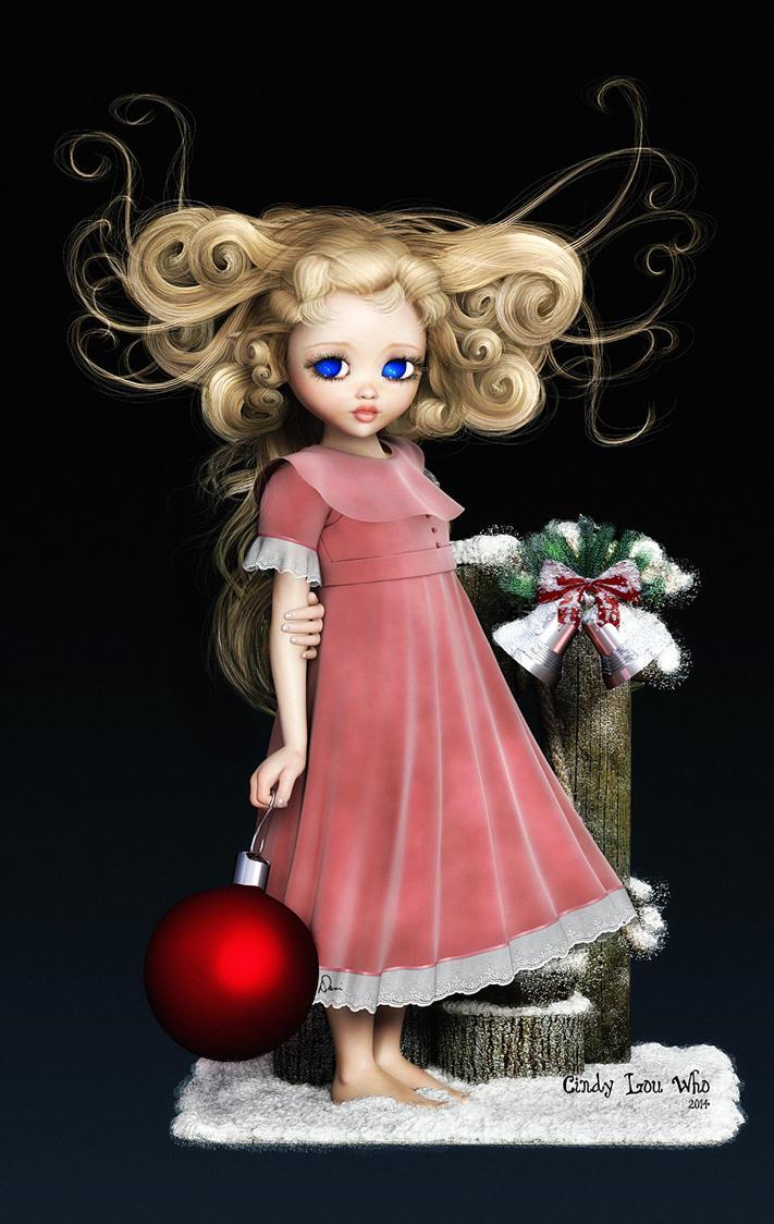 Cindy Lou Who by Dani3D