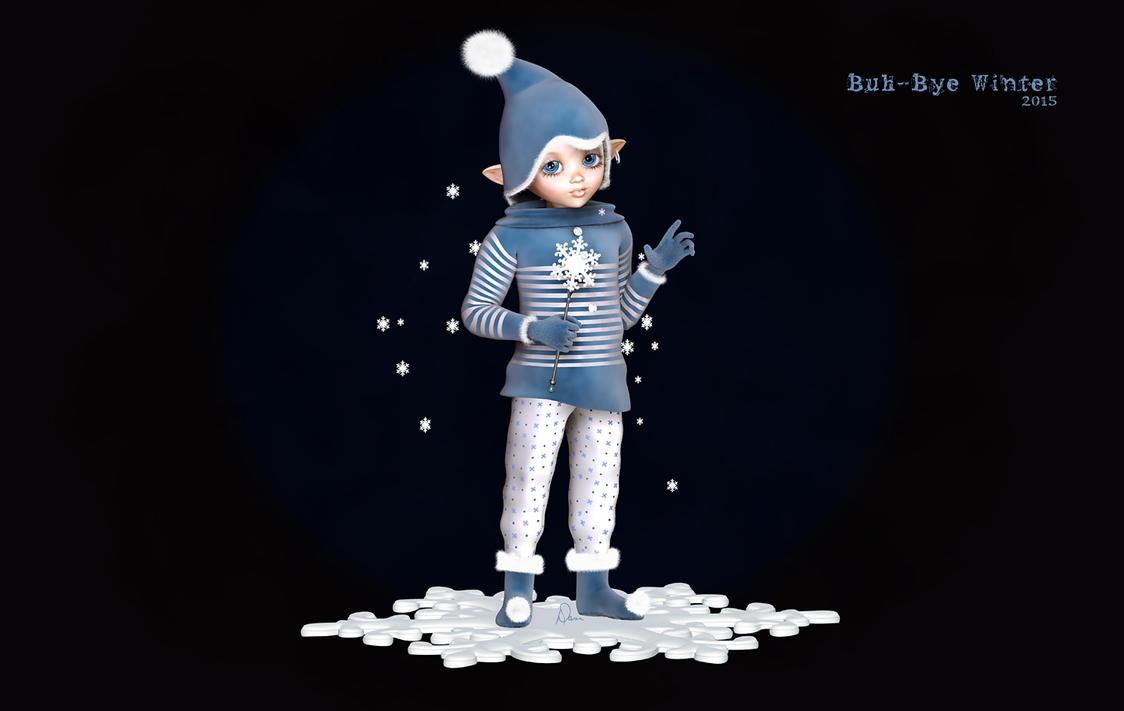 Buh-Bye Winter by Dani3D