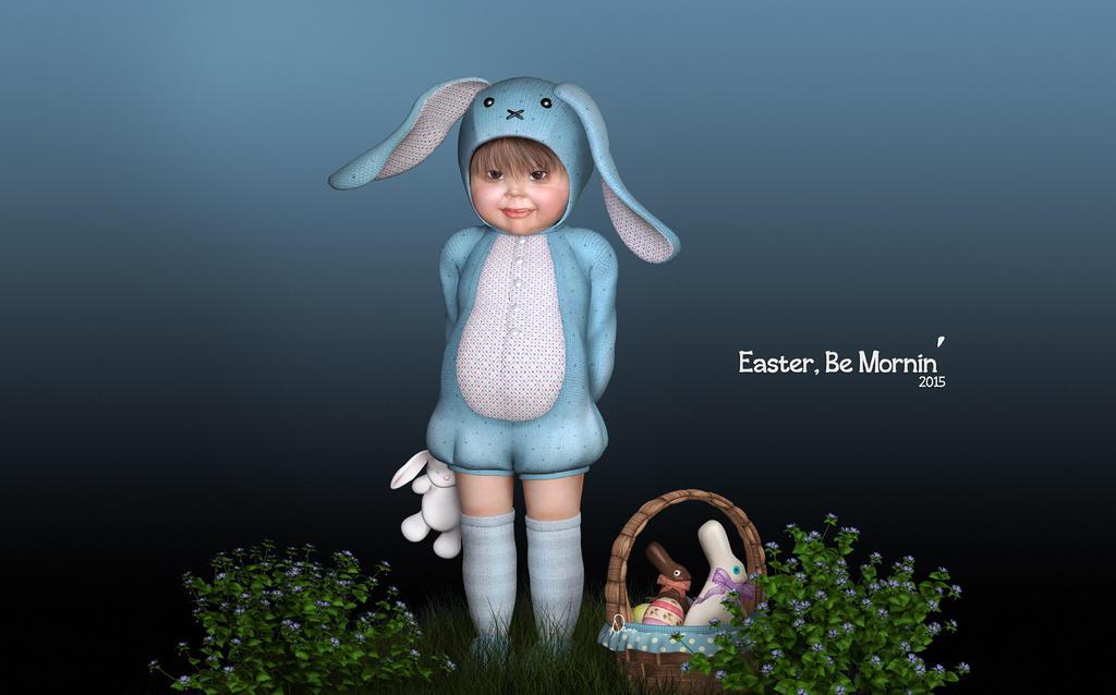 Easter, Be Mornin' by Dani3D