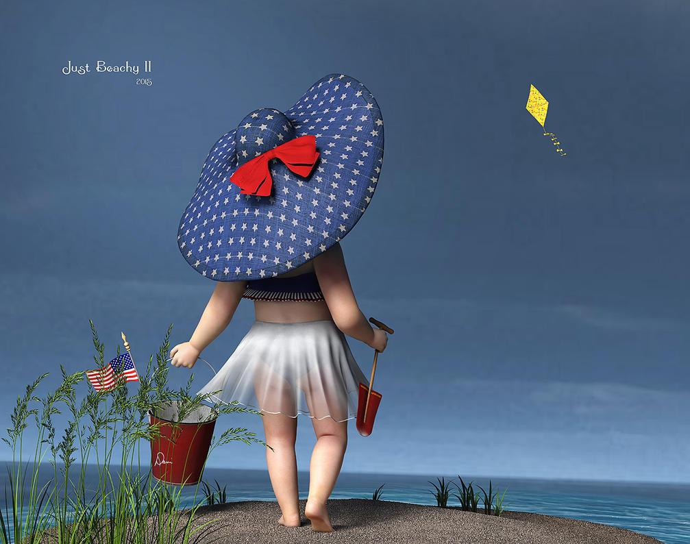 Just Beachy II by Dani3D