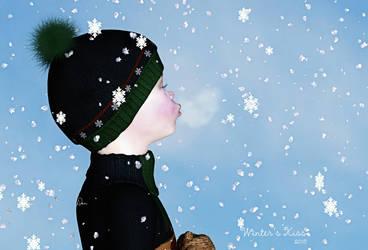 Winter's Kiss by Dani3D