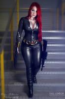 Black Widow by Vitor-Silveira